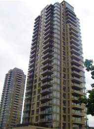 Unfurnished 1 Bedroom Apartment Rental at Oma in Brentwood, Burnaby. 902 - 2345 Madison Avenue, Burnaby, BC, Canada.