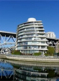 Luxury 2 Bedroom Apartment For Rent at Silver Sea in Yaletown Vancouver. 705 - 628 Kinghorne Mews, Vancouver, BC, Canada.