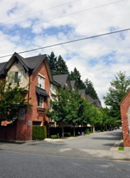 Tanager 2 Bedroom Townhouse Rental in Blueridge North Vancouver. 55 - 550 Browning Place, North Vancouver, BC, Canada.