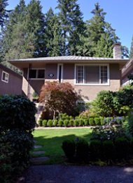 Lynn Valley 4 Bedroom Unfurnished House For Rent in North Vancouver. 1578 Kilmer Road, North Vancouver, BC, Canada.