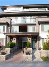 Green Unfurnished 1 Bedroom Apartment For Rent in South Slope Burnaby. 406 - 7418 Byrne Park Walk, Burnaby, BC, Canada.