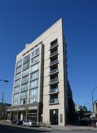Montreux 1 Bedroom Apartment For Rent on Vancouver's Westside. 603 - 2055 Yukon Street, Vancouver, BC, Canada.