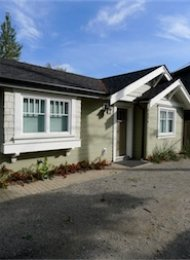 Unfurnished 2 Bedroom Laneway House For Rent in Point Grey, Westside Vancouver. 4626 West 11th Avenue, Vancouver, BC.