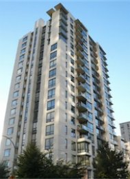 Nexus Unfurnished 2 Bedroom Apartment For Rent in East Vancouver. 707 - 3588 Crowley Drive, Vancouver, BC, Canada.