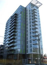 Unfurnished 2 Bedroom Apartment For Rent at Centro in Brighouse Richmond. 1202 - 7080 #3 Road, Richmond, BC, Canada.