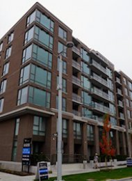 1 Bedroom Apartment Rental on Vancouver's Westside at Maynards Block. 410 - 1919 Wylie St, Vancouver, BC, Canada