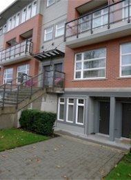 Pollock 1 Bedroom Townhouse For Rent at UBC on Vancouver's Westside. 103 - 5632 Kings Road, Vancouver, BC, Canada.