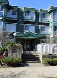 Pacific Landing 1 Bedroom Unfurnished Apartment Rental in East Vancouver. 303 - 2211 Wall Street, Vancouver, BC, Canada.