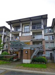 Harris Unfurnished 1 Bedroom Apartment For Rent in Brentwood Burnaby. 412 - 4768 Brentwood Drive, Burnaby, BC, Canada.