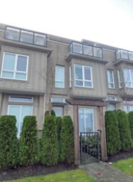 3 Bedroom Townhouse For Rent at Laurel in Burnaby Hospital. 21 - 3788 Laurel Street, Burnaby, BC, Canada.