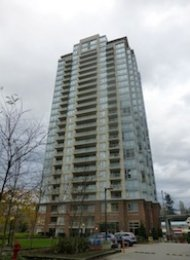 Silhouette 1 Bedroom Apartment For Rent in Sullivan Heights Burnaby. 1609 - 9868 Cameron Street, Burnaby, BC, Canada.