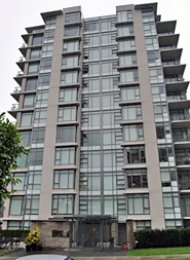 Sakura 2 Bedroom Luxury Unfurnished Apartment For Rent in Fairview. 703 - 1333 West 11th Avenue, Vancouver, BC, Canada.