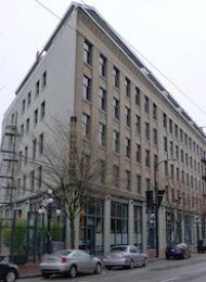 Koret Lofts Unfurnished 1 Bedroom Loft For Rent in Gastown Vancouver. 320 - 55 East Cordova Street, Vancouver, BC, Canada.
