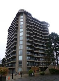 Boundary View 2 Bedroom Apartment For Rent in Burnaby Heights. 801 - 3760 Albert Street, Burnaby, BC, Canada.