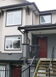 Kingsgate Gardens Unfurnished 2 Bedroom Townhouse For Rent in Burnaby. 32 - 7428 14th Avenue, Burnaby, BC, Canada.
