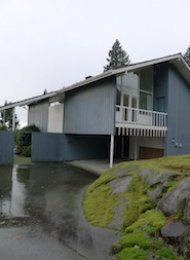 West Vancouver Unfurnished 4 Bedroom House For Rent in Westmount. 3588 Rockview Place, West Vancouver, BC, Canada.