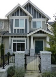 Sonatina Residence 3 Bedroom Unfurnished Townhouse For Rent in Richmond. 24 - 7288 Blundell Road, Richmond, BC, Canada.