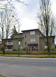 2 Bedroom Unfurnished Apartment For Rent in Burnaby at 3962 Pender. 301 - 3962 Pender Street, Burnaby, BC, Canada.