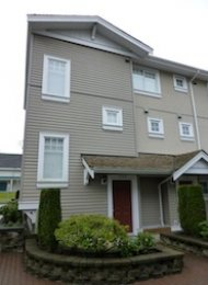 Norfolk Terrace 2 Bedroom Unfurnished Townhouse For Rent in Burnaby. 206 - 4025 Norfolk Street, Burnaby, BC, Canada.