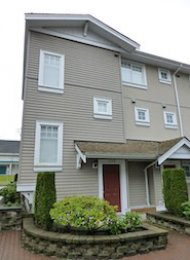 Norfolk Terrace 2 Level 2 Bedroom Unfurnished Townhouse For Rent in Central Burnaby. 206 - 4025 Norfolk Street, Burnaby, BC, Canada.