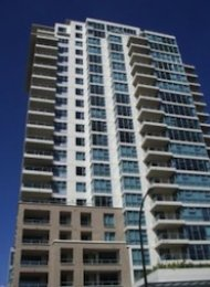 Luxury 2 Bedroom Unfurnished Apartment Rental at Creekside in Vancouver. 401 - 125 Milross Avenue, Vancouver, BC, Canada.