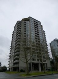 La Mirage 1 Bedroom Unfurnished Apartment For Rent in Metrotown Burnaby. 101 - 6070 McMurray Avenue, Burnaby, BC, Canada.
