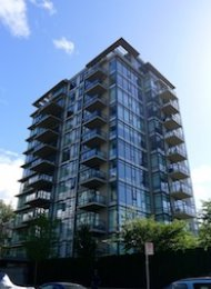 Unfurnished 2 Bed Luxury Apartment Rental in South Granville at Avedon. 505 - 1468 West 14th Avenue, Vancouver, BC, Canada.