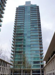 Affinity Unfurnished 2 Bedroom Penthouse For Rent in Brentwood, Burnaby. 2301 - 2200 Douglas Road, Burnaby, BC, Canada.