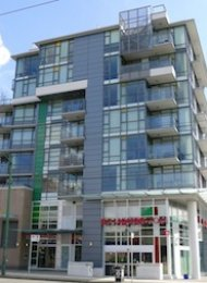 Pinnacle Living Luxury 2 Bedroom Sub Penthouse For Rent in Kitsilano. 864 - 2080 West Broadway, Vancouver, BC, Canada.