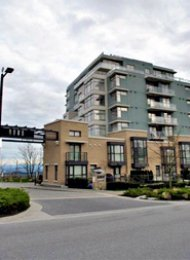 Novo 1 Bedroom Apartment For Rent at SFU in Burnaby. 510 - 9298 University Crescent, Burnaby, BC, Canada.