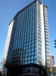 1 Bedroom Apartment Rental at Electra in Downtown Vancouver 989 Nelson. 510 - 989 Nelson Street, Vancouver, BC, Canada.