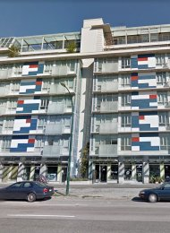Modern 7th Floor Unfurnished 2 Bedroom Apartment For Rent at Pinnacle Living False Creek. 710 - 63 West 2nd Avenue, Vancouver, BC, Canada.