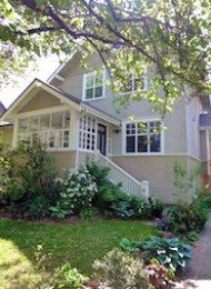 3 Bedroom House For Rent in South Cambie on Vancouver's Westside. 578 West 18th Avenue, Vancouver, BC, Canada.