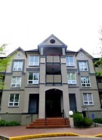 Colony Bay 1 Bedroom Apartment For Rent in Brighouse Richmond. 205 - 7457 Moffatt Road, Richmond, BC, Canada.