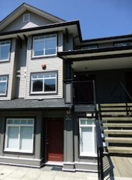 Kingsgate Gardens 2 Bedroom Townhouse For Rent in Edmonds, Burnaby. 55 - 7428 14th Avenue, Burnaby, BC, Canada.