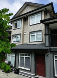 Kingsgate Gardens 1 Bedroom Townhouse Rental in Burnaby. 47 - 7428 14th Avenue, Burnaby, BC, Canada.