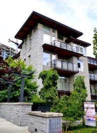 Pathways 2 Bedroom Unfurnished Luxury Penthouse Rental at UBC. 403 - 5779 Birney Avenue, Vancouver, BC, Canada.