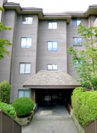Harbour Reach Unfurnished 1 Bedroom Apartment For Rent in East Vancouver. 108 - 2215 Dundas Street, Vancouver, BC, Canada.