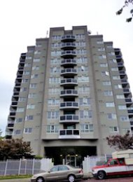 Panorama Gardens 2 Bedroom Apartment For Rent in East Vancouver. 202 - 1833 Frances Street, Vancouver, BC, Canada.
