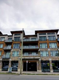 Kabana 2 Bedroom Unfurnished Apartment For Rent in Metrotown Burnaby. 209 - 6888 Royal Oak Avenue, Burnaby, BC, Canada.