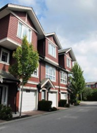 Brandywine Lane 3 Bedroom Unfurnished Townhouse For Rent in Richmond. 6 - 6188 Birch Street, Richmond, BC, Canada.