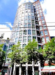 1 Bedroom Unfurnished Loft For Rent at The Spot in Downtown Vancouver. 409 - 933 Seymour Street, Vancouver, BC, Canada.