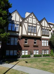 Devon Manor Unfurnished 2 Bedroom Apartment For Rent in Fairview. 4 - 1255 West 12th Avenue, Vancouver, BC, Canada.