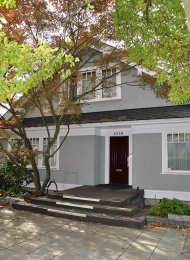 Shaughnessy Luxury 4 Bedroom House Rental on Vancouver's Westside. 4539 Angus Drive, Vancouver, BC, Canada.