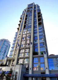 Metropolis Unfurnished Studio Rental in Yaletown Vancouver. 402 - 1238 Richards Street, Vancouver, BC, Canada.