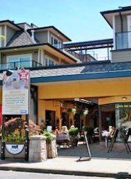 Shannon Station 1 Bedroom Apartment Rental in Kerrisdale. 207 - 1880 West 57th Avenue, Vancouver, BC, Canada.