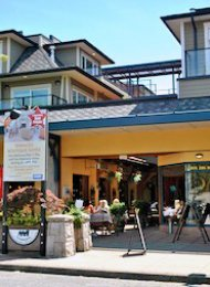 Shannon Station 2 Bedroom Luxury Apartment For Rent in Kerrisdale. 213 - 1880 West 57th Avenue, Vancouver, BC, Canada.