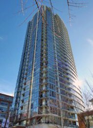 Luxury 2 Bedroom Unfurnished Apartment For Rent in Yaletown at Max. 3502 - 928 Beatty Street, Vancouver, BC, Canada.