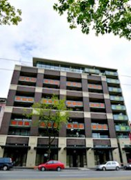 Ginger 2 Bedroom Unfurnished Apartment Rental in Chinatown Vancouver. 305 - 718 Main Street, Vancouver, BC, Canada.