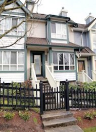 Rockhill Unfurnished 3 Bedroom Townhouse Rental in Edmonds, Burnaby. 7482 Hawthorne Terrace, Burnaby, BC, Canada.